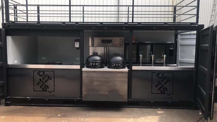 BBQ Container 2018