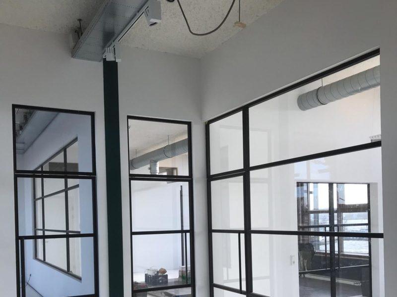 Industriële kantoor ruimtes